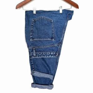 Vintage High-Rise Mom Jeans Size 14